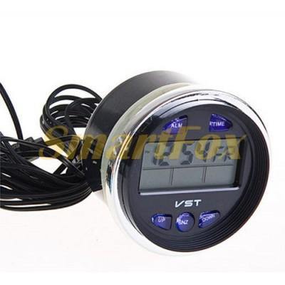 Часы автомобильные электронные VST 7042V