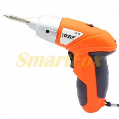 Электроотвертка TUOYE ScrewDriver Tools 0458