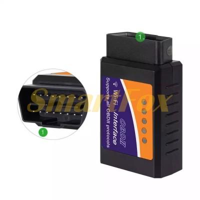 Автомобильный сканер OBD2 адаптер ELM327 версия 1.5 Wi-Fi ART0482