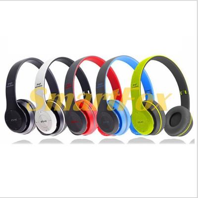 Наушники беспроводные Bluetooth P47i New