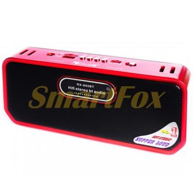 Портативная колонка Bluetooth GOLON RX-S02BT