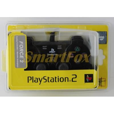 Игровой манипулятор (джойстик) PS2 HAMA Controller