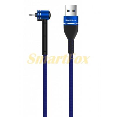 Кабель USB/TYPE-C REDDAX RDX-388 BLUE (1 м)