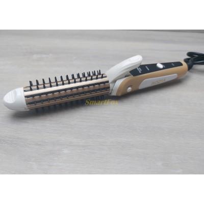 Стайлер плойка и утюжок Rozia HR7331 3в1
