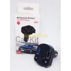 FM-модулятор X23BT Bluetooth