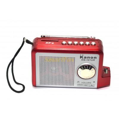 Радиоприемник с USB NEW KANON KN-101UR