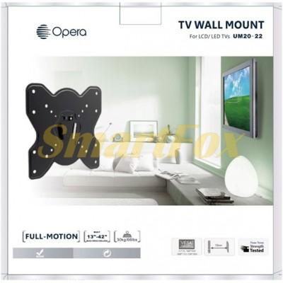 Крепеж настенный для телевизора UM20-22