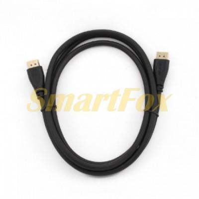 Кабель DisplayPort/DisplayPort (1,5 м)