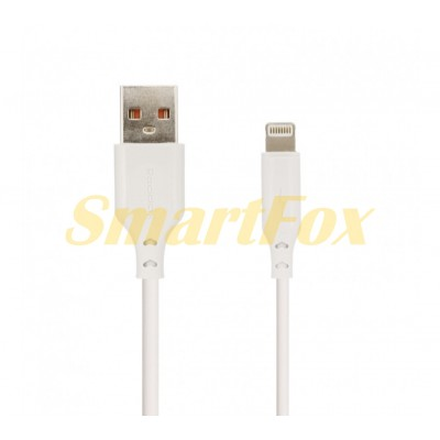 Кабель USB/IPHONE 5 REDDAX RDX-385 WHITE (1 м)