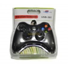 Игровой манипулятор (джойстик) для PC U360 USB Чорний
