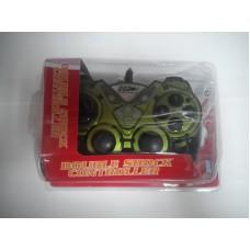 Игровой манипулятор (джойстик) PC DJ-908 Зеленый