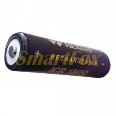 Аккумулятор 18650 HEXcell 10000мАч 4,2В 18650-BLA-10000
