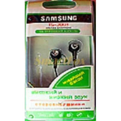 Наушники вакуумные TS-3081-AT-3081E (в блистере)