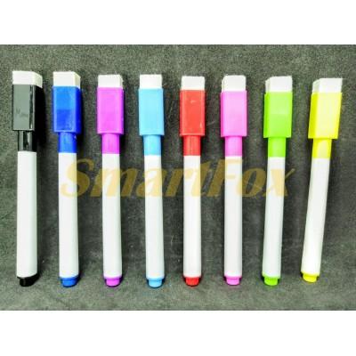 Набор маркеров (в пачке 8 цветов) SL-1286 цена за 1шт