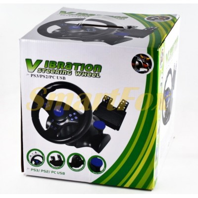 Руль игровой PS3/PS2/PC