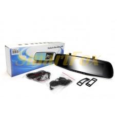 Авторегистратор-зеркало DVR-L9000 c камерой заднего вида