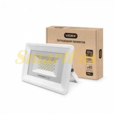 Прожектор LED Videx 30W 5000K 220V (VL-Fe305W)