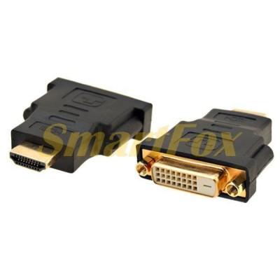 Переходник DVI F/HDMI M