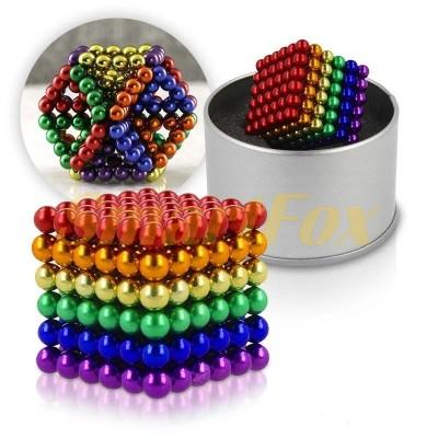 Магнитный кубик Neo Cube цветной 526-1