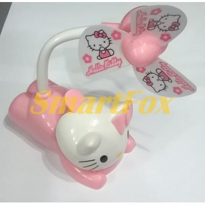 Вентилятор настольный USB Hello Kitty