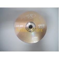 VS CD-RW 700 MB 12x, Bulk/50, золотистый (CMC Magnetics)