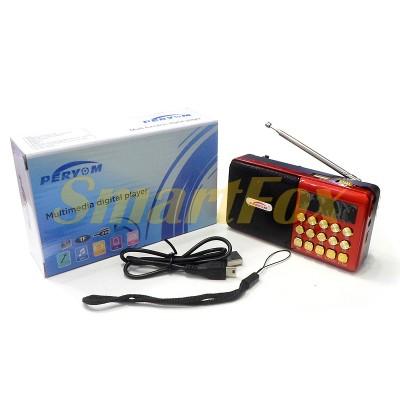 Радиоприемник с USB BY-008-M-111