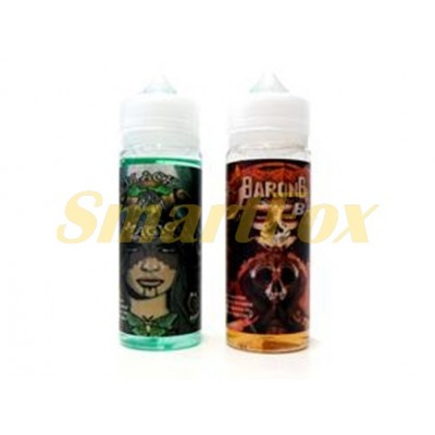 Жидкость для электронных сигарет 007-OIL-007