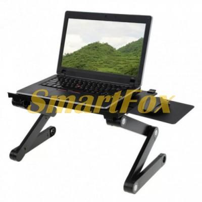 Подставка-стол под ноутбук с вентилятором LAPTOP TABLE T8