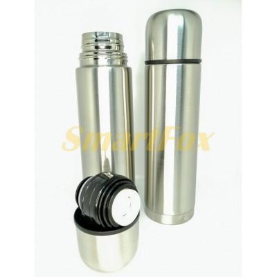 Термос металлический HIGH GRADE VACUUM FLASK 500мл  (без обмена, без возврата)