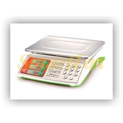 Весы электронные торговые BITEK BT-828C 55кг 4В металлические кнопки