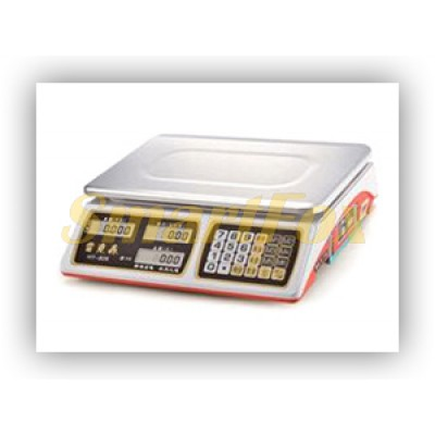 Весы электронные торговые BITEK BT-826 55кг 4В
