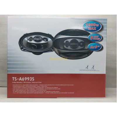 Автоакустика SP-6993 Овалы 6х9 дюймов