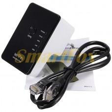 Wi-Fi репитер роутер с EU plug LV-WR 04