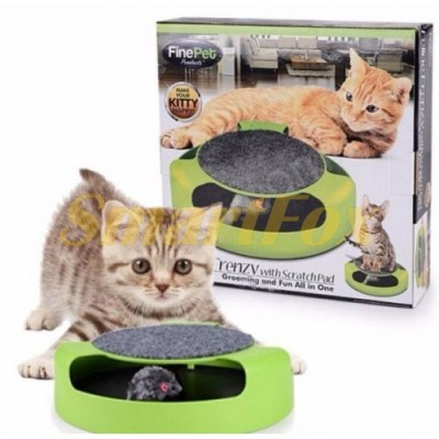 Игрушка для котов RR-207 cat toys green