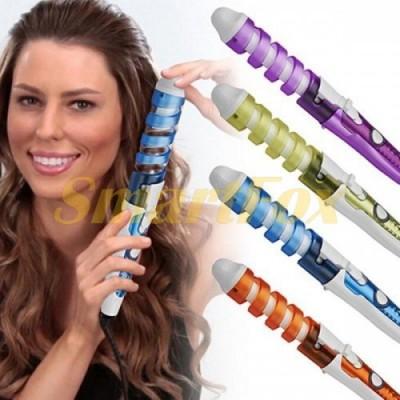 Плойка для волос спиральная Nova NV-5322
