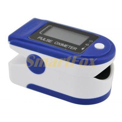 Пульсометр электронный PULSE OXIMETER (без обмена,без возврата)