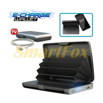 Кошелек E-Charge Wallet внешний аккумулятор (power bank) 00065