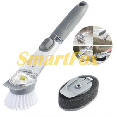 Щетка с дозатором для мытья посуды DTMA SJ-233