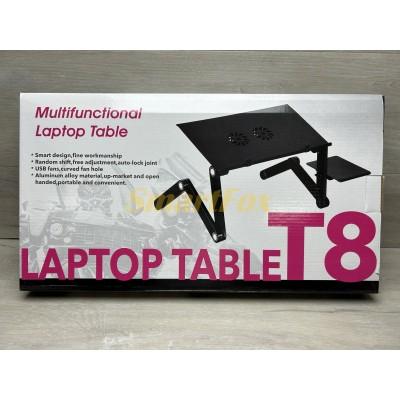 Подставка-стол под ноутбук Т8 SJ-130