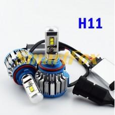 Автомобильные лампы LED T1-H11