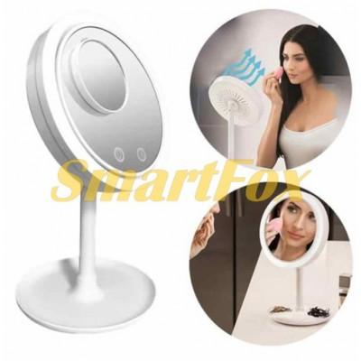 Зеркало с подсветкой и вентилятором Beauty Breeze Mirror SJ-220