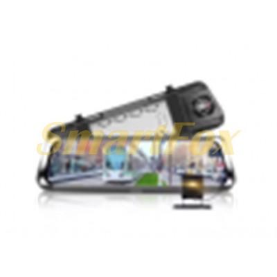 Авторегистратор-зеркало H01 сенсорное 10