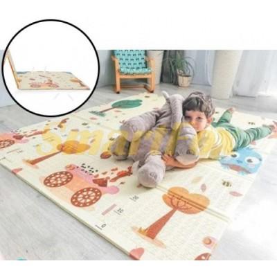 Детский раскладной коврик Folding baby mat 150*180