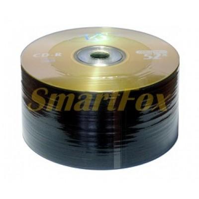 VS CD-R 700 MB 52x, Bulk/50, золотистый (CMC Magnetics)