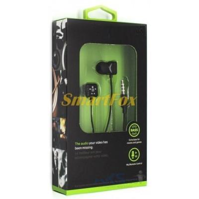 Наушники вакуумные с микрофоном BELKIN Pure AV006