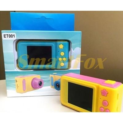 Детский фотоаппарат ET-001