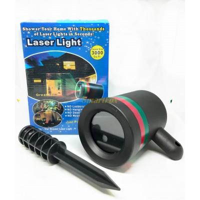 Лазерный проектор STAR SHOWR (без возврата, без обмена)