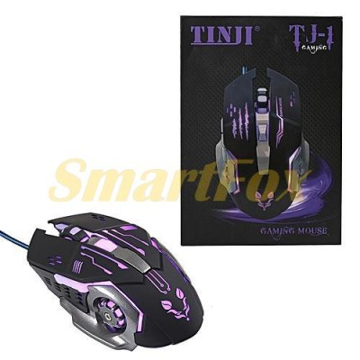 Мышь проводная игровая TINJI TJ-1