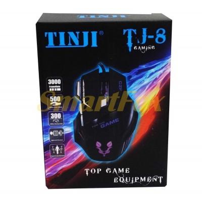 Мышь проводная игровая TINJI TJ-8