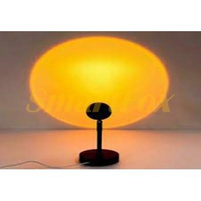 Ночник SUNSET Sunset Floor Lamp Sunset Lamp Rainbow Modern Bedroom